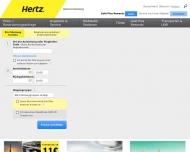 Bild Hertz Autovermietung