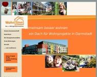 Bild Bau- und Wohngenossenschaft WohnSinn eG - Darmstadt