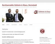 Bild OK Ostheim & Klaus Rechtsanwälte Partnerschaft