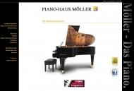 Bild MÖLLER PIANO-HAUS Klavierstimmer