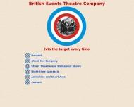 Bild British Events Theatre Company