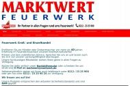 Website Marktwert Feuerwerk - Feuerwerk Groß- und Einzelhandel