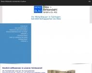 Bild Metallblau Gmbh - Metallbau Meisterbetrieb - Solingen