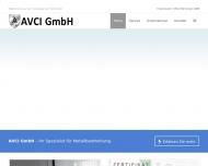 Bild Avci GmbH Festigungstechnologie Verarbeitung Aluminium Druckguss
