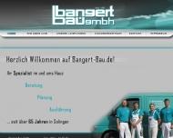 Bild Bangert Bau GmbH