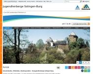 Bild DJH Jugendherberge Solingen-Burg