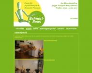 Bild Praxis für Physiotherapie u. manuelle Therapie Behnert-Roos