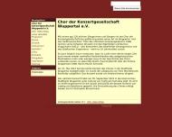 Bild Konzertgesellschaft Wuppertal e.V.