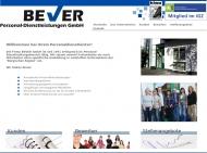Bild Bever Personal-Dienstleistungen GmbH