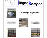 Bild Jürgen Kemper Sanitäre Installation