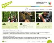 Bild Waldpädagogisches Zentrum Burgholz , Landesbetrieb Wald und Holz NRW , Regionalforstamt Bergisches Land