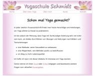 Bild Yogaschule Angela Schmidt - Yoga in Wuppertal