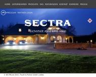 Bild SECTRA - Sicherheitssysteme