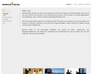 Website Bewegte Zeiten Filmproduktion