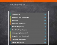 Bild W & W Rohstoffrecycling GmbH + Co. KG