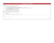 Website Institut für Bauwerkserhaltung BILF Potsdam
