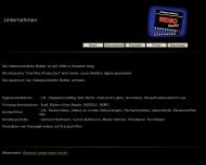 Website Video Baßler - Videoproduktion Filmproduktion Potsdam Berlin