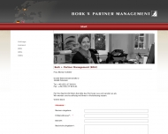 Website Bork & Partner