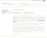 Website Webdesign, CMS und Suchmaschinenoptimierung : Webdesign in ...