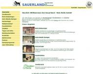 Bild Sauerland-Holz Helle GmbH