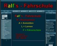 Bild Ralfs Fahrschule