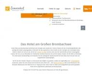 Website Hotel und Landgasthof Sonnenhof