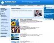 Website - NÜRNBERGER