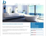 Bild Webseite Bohner Installation Franz Bohner Nürnberg