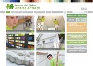 Bild Webseite Meister der Farben Andree Antosch Hamburg