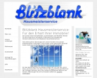 Website Blitzblank