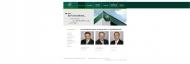 Website Nürnberger Wach -und Schließgesellschaft