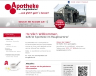 Bild +++ Apotheke im Hauptbahnhof Nürnberg