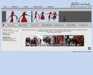 Bild Webseite Kostümverleih Richter in Nürnberg verleiht Kostüme aller Art Nürnberg