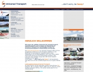 Bild Universal Transporte Michels GmbH & Co. KG