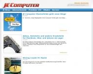 Neuigkeiten - JE-Computer