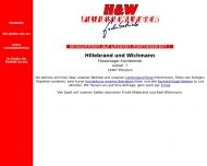 Bild Webseite Hillebrand u. Wichmann Potsdam