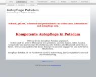 Website Autopflege Potsdam
