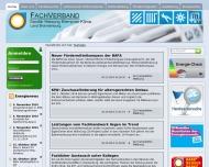 Bild Fachverband Sanitär Heizung Klempner Klima Land Brandenburg