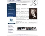 Bild Brunier Eberhard Dr. med. Psychotherapie HPG