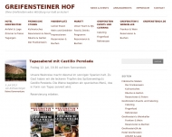 Bild Greifensteiner Hof Würzburg Hotel Greifenstein Rest. Fränk. Stuben e.K.