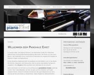 Bild Piano Ehret