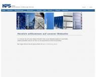 Bild Webseite KPS Mannheim