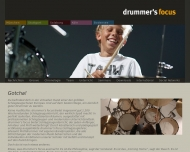 drummer s focus - Schlagzeugschule M?nchen, Stuttgart, Salzburg, K?ln, Bodensee-Markdorf und Bodense...