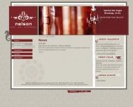 Website Nelson Cafe Bar Restaurant