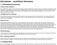 Website HERO Computer, Robert Hegenbarth