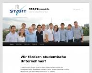 Bild Webseite start München