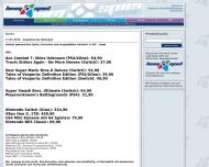 Bild Webseite Heimspiel München