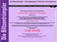Website Die Blitz-Entrümpler
