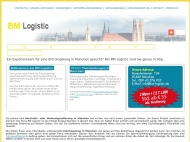 Website BM Logistic