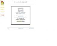 Website Privatkindergarten Hort Casa Luz